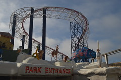Park Entrance to the Pleasure Beach (CoasterMadMatt) Tags: park beach one march amusement spring big ride photos entrance photographs roller theme amusementpark rides rollercoaster bigone ark coaster blackpool themepark pleasure noahs coasters seasideresort noahsark rollercoasters hypercoaster pleasurebeach 2016 nikond3200 blackpoolpleasurebeach thebigone seasidetown pepsimaxbigone parkentrance northwestengland pleasurebeachblackpool coastermadmatt coastermadmattphotography arrowhypercoaster spring2016 march2016 pleasurebeachblackpool2016 blackpoolpleasurebeach2016 englishrollercoasters blackpool2016 englishthemeparks