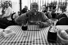 IlGiovediDiDomenico_20 (Naraphotos) Tags: portrait bar hands hand tram oldman mani mano spaghetti autobus ritratto caff reportage domenico sigarette panchina trattoria solitudine rotaie anziano amatriciana stampella gioved tranquilli