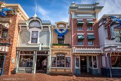 Good Ol' Main Street, USA (Samantha Decker) Tags: california ca disneyland wideangle anaheim themepark mainstreetusa uwa canonef1635mmf28liiusm canoneos6d samanthadecker socal16