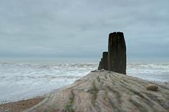 20130106_0033_4_5_fused (EJ Bergin) Tags: sea beach sussex worthing pebbles groyne seadefences lumixtz10