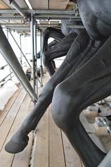 Horses' hooves (Matt From London) Tags: horses london quadriga constitutionarch wellingtonarch hydeparkcorner hooves