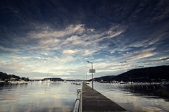Hardy's Bay on Saturday morning (noompty) Tags: boats pentax jetty wideangle nsw k5 hardysbay sigma1020mmf456 on1pics