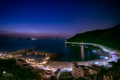 大武崙小漁港 (Wi 視覺) Tags: sky landscapes taiwan taipei 台灣 漁港 大武崙 台灣基隆