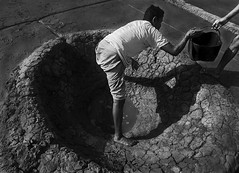 Bay of Bengal a hotspot for climate change insecurity! (Murad Fotografia) Tags: people blackandwhite water monochrome photojournalism documentary dailylife bangladesh climatechange globalwarming reportage climaterefugee watercrises hasanmurad climatechangeeveryday