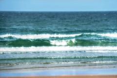The Call of the Sea (Chris C. Crowley) Tags: ocean sea seascape beach water coast seaside sand waves shoreline coastal coastline seashore atlanticocean saltwater ponceinletflorida thecallofthesea
