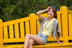 IMG_7938- (monkeyvista) Tags: show girls portrait cute sexy beautiful beauty canon asian photo women asia pretty shoot asians gorgeous models adorable images cutie full frame kawaii oriental   sg glamor  6d     gilrs   flh