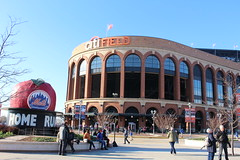 Citi Field, the home of the New York Mets (Hazboy) Tags: new york ny game sports field sport team baseball miami queens april mets citi marlins 2016 hazboy hazboy1