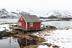 Lofoten Islands (Ben Fredericson (xjrlokix)) Tags: ocean wallpaper snow cold ice nature water norway landscape creative large free commons full cc hd retina 4k iphone ipad 1080p