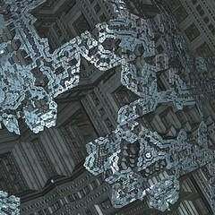 Planing (noellairson) Tags: fractalart mandelbulber