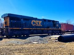 CSX (Littlerailroader) Tags: railroad train massachusetts newengland trains transportation locomotive freighttrains trainspotting locomotives railroads csx ayer newenglandrailroads ayermassachusetts