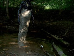 IM006842 (hymerwaders) Tags: rot water boots thigh overknee waders abuse wrecking stiefel watstiefel