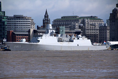 HNLMS Tromp (F803) Royal Netherlands Navy (NTG's pictures) Tags: netherlands liverpool river tromp navy royal frigate mersey warship f803 wirral seacombe hnlms