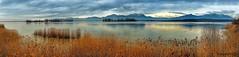 Alle drei (novofotoo) Tags: panorama bayern deutschland natur alpen landschaft chiemsee frauenchiemsee herrenchiemsee motiv alpenvorland gstadtamchiemsee krautinsel