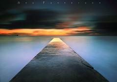 Beyond the Waterline (Stu Patterson) Tags: seascape sunrise stu northumberland patterson blyth