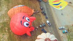 Lubao Hot air Balloon at Pradera Verde (8 of 29) (Rodel Flordeliz) Tags: travel sky hot air balloon billboard adventure oxygen riding hotairballoons pradera pampanga bataan lubao lubaohotair