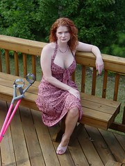 126281845871 amputee crutches (cb_777a) Tags: usa foot cancer disabled crutches survivor amputee onelegged