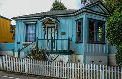 Mrs. I. E. Higgens home, built 1884, Pacific Grove, CA (Lance & Cromwell back from a Road Trip) Tags: california houses homes sony montereycounty pacificgrove montereypeninsula sonyalpha pacificgrovehouses