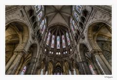 Eglise du sacré-coeur de Moulins (JG Photographies) Tags: france french europe nef allier eglise hdr auvergne religieux moulins canon7dmarkii jgphotographies