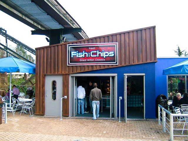 Forbidden Valley - Fish and Chips