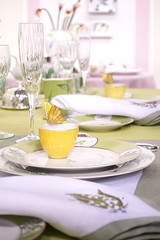 (*tmk*) Tags: pink light white flower yellow sweet bokeh lifestyle style setting coordinates tabletop styling organized tableware