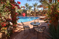 Chez Le Pacha Hotel, M'hamid (R Boyd) Tags: morocco mhamid chezlepachahotel