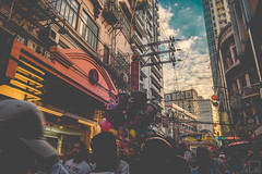 February 8th (christoferfamero) Tags: street new sky urban clouds buildings project photography chinatown year chinese busy manila 365 binondo scapes crowded christoferfamero
