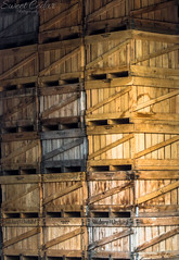 Crates, crates and more crates (Sweet Cedar Photography) Tags: applepicking scarecrows peddlersvillage soleburyfarm