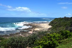 Looking off Norah Head (Nelson~Blue) Tags: head nsw heads norah