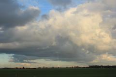 IMG_9348 (Mr. Blue-Sky25) Tags: road sunset sun holland nature water netherlands grass clouds zonsondergang utrecht toren nederland natuur wolken motorbike motorcycle gras motor dijk zon dike weg lek ijsselstein gerbrandy motorfiets