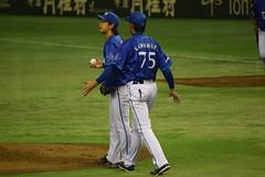 DSC_0424 (Yu_take) Tags: 横浜denaベイスターズ 三嶋一輝 川村丈夫