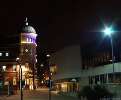 sheffield city town (5) (Simon Dell Photography) Tags: city winter color simon station night train photography long bright time photos sheffield awsome dell tow exp 2016