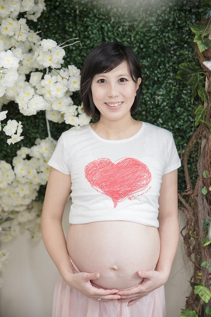 孕婦寫真,孕婦攝影,蘿絲可可,孕婦棚拍,Doris031
