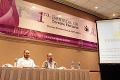 Semana de Derecho Electoral (IEEPCO) Tags: mxico oaxaca ine electoral elecciones tepjf ieepco