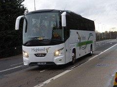 YJ62 NHL (Cammies Transport Photography) Tags: road england bus nhl scotland coach edinburgh rugby highland v specials corstorphine bova vdl scotbus yj62 yj62nhl
