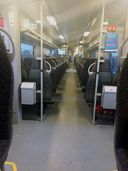 Public Transportation Commuting Transportation Empty Places Empty Chairs Pathway Daily Commute Train Early Morning Traveling at Station Sint-Niklaas (sader_marc) Tags: train publictransportation earlymorning dailycommute transportation commuting traveling pathway emptychairs emptyplaces