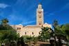 La Koutoubia Mosque (sampollittphoto) Tags: africa sky history architecture ancient minaret muslim islam religion culture mosque historic morocco marrakech historical marrakesh islamic lakoutoubia