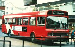 Cheltenham & District CM 3506 AAO 650V (EwoodEddie1968) Tags: bristol cheltenham omnibus
