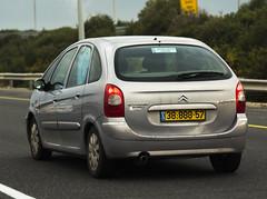 3888857 (rOOmUSh) Tags: auto car gray citroen xsara