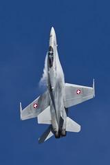 McDonnell Douglas FA-18C Hornet - 23 (NickJ 1972) Tags: aviation airshow hornet 007 fa18 mcdonnelldouglas 2015 airday rnas culdrose j5007