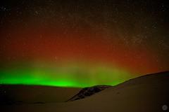 starry night (Sandra Bartocha) Tags: norway stars aurora lys starry northernlights starrynight nordkyn sandrabartocha