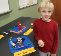 Georgetown Lego Club - Dinosaurs (ACPL) Tags: georgetown geo dinosaurs fortwaynein acpl allencountypubliclibrary legoclub