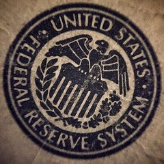 Federal Reserve (j_wrobel) Tags: cameraphone money macro bill unitedstates bills zoom 10 united reserve cash states federal iphone federalreserve thefed 46366 project366 iphonemacro iphoneography iphone6 iphone366 iphone6macro
