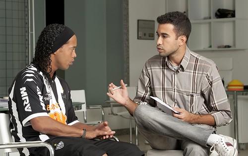 Entrevista Ronaldinho Gaúcho