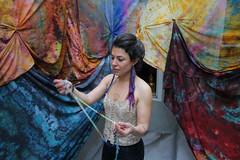 9551 (Venessa Nina) Tags: nyc art brooklyn bushwick wrapartist pranamaker