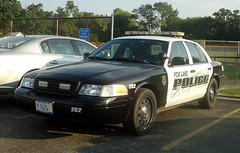 Fox Lake, Illinois, Ford Crown Victoria Police Interceptor (*hajee) Tags: ford police interceptor crownvictoria foxlake