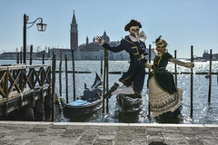 Venetian Jump (viaggionelmondo) Tags: world camera city trip travel italien carnival venice sea portrait people italy travelling tourism beautiful composition wonderful lens photography photo reflex cool nice fantastic jump jumping italian nikon perfect europe italia photographer tour shot mask image awesome sightseeing picture pic visit tourist traveller adventure masks worldwide stunning carnaval gondola venetian sight traveling nikkor visiting discovery carnevale venezia italie masterpiece reportage piazzasanmarco italiano discover italiana gondole veneto veneziana veneziano rivadeglischiavoni carnevaledivenezia d7100 nikond7100