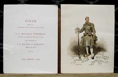 Librairie des Hautebises, Grenoble (Isre, France) (Denis Trente-Huittessan) Tags: invitation 1914 ambassadedegrce