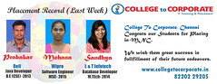 placed studnts sir (IT TRAINING & PLACEMENT) Tags: our students for placing congrats mnc