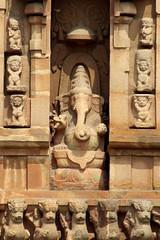 Gaea (Shrimaitreya) Tags: sculpture india temple ganesha god indian ganesh hindu hinduism sculptures tamilnadu ganapati incredibleindia bhadvara