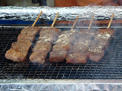 #7783 churrasco = Brazilian BBQ (Nemo's great uncle) Tags: food bbq meat  odaiba churrasco  aomi  kotoku braziliancarnival  tky